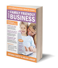 Getting published: Start a Family Friendly Business