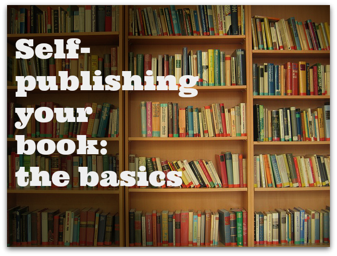 how to get your book published on kindle