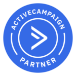 ActiveCampaign Partner badge